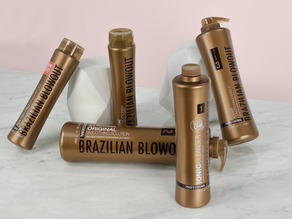 Brazilian Blowout | Your Hair, Your Way