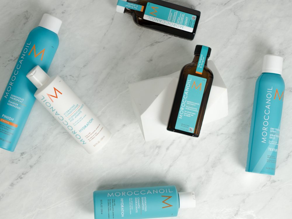 Moroccanoil | Argan Oil-infused Beauty