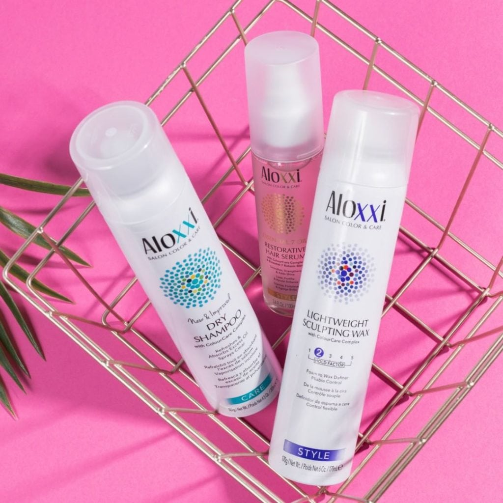Aloxxi Styling Products